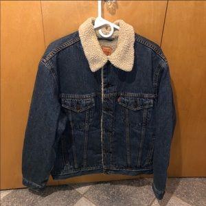 Men's Vintage Standard trucker Levi's denim jacket